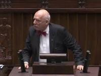 Janusz Korwin-Mikke o koronawirusie