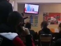 Reakcja uczniów na komunikat Premiera o zamknięciu szkół