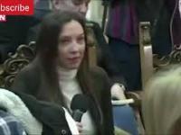Prezydent Serbii dostaje ataku kaszlu w chwili gdy dziennikarka pyta go o pandemie