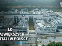 10 Największych szpitali w Polsce