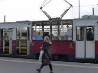 Puste tramwaje w Bydgoszczy - 17.03.2020 godz.16