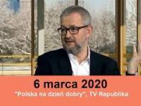 Ziemkiewicz masakruje sam siebie w sprawie epidemii koronawirusa