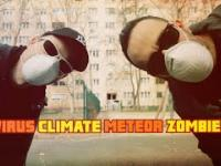 Virus, Climate, Meteor, Zombies