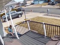 """6-latka """"potrącona"""" przez samochód"""