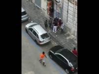 Dramatyczna sytuacja w Napoli