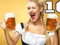 TOP 10 krajów , w których pije się najwięcej alkoholu | BEZ TAJEMNIC