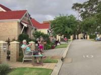 Impreza sąsiedzka podczas pandemii