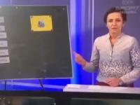 """Sianie trawy w """"Szkoła"""" TVP"""