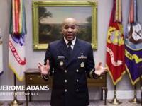 Amerykański wojskowy chirurg prezentuje szybki sposób na prowizoryczną maseczkę