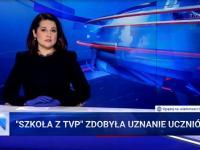 """""""Szkoła z TVP"""" zdobyła uznanie wśród uczniów"""