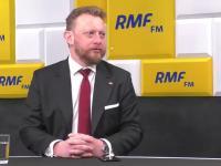 Minister Zdrowia wyśmiewa maseczki ochronne-  Luty 2020