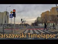Warszawski Timelapse 20 Śródmieście - Targówek