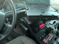 Amerykanski radiowóz jest wyposażony lepiej niż cały polski komisariat