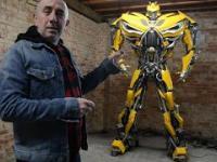 Jak zbudowałem Autobota ze złomu