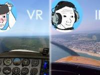 Czy da się nauczyć pilotażu w VR?