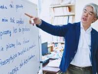 oto Pan Koji, nauczyciel polskiego w Japonii