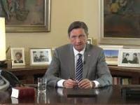 Prezydent Słowenii nagrał PO POLSKU słowa wsparcia dla Polski!
