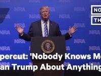 Donald Trump to zna się na wszystkim