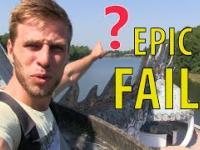 EPIC FAIL w opuszczonym parku wodnym | WIETNAM | Trip na Tripie