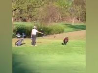 Niebezpieczna gra – golf
