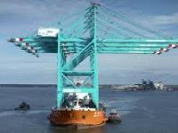 Transport suwnic zbudowanych w Gdyni wyruszył do USA