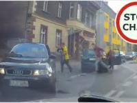 Wypadek małolatów w Tarnowskich Górach i ucieczka