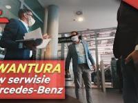 Mercedes OSZUKUJE klienta w sprawie S63 AMG za 1 000 000 zł. AWANTURA w serwisie