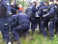 Protest Przedsiębiorców VS Policja (ZOMO) (16.05.2020)