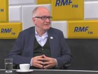 Robert Mazurek prosi władze RMF FM o przyznanie dodatku za szkodliwość, bo musi zachować powagę podczas takich rozmów