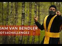 Adam Van Bendler hot16challenge2   Scorpion mode (Prod.FlezBeats)