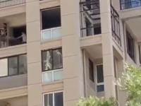 Taki tam remont na balkonie