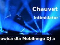 Ruchoma głowica dla mobilnego DJa i nie tylko ChauvetDJ Intimidator TRIO