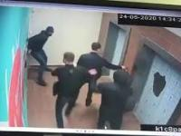 Zatrzymanie sprawców strzelaniny w Rosji