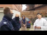 Kuriozalny sposób przesłuchania księdza przez policję
