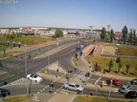 Szczecin - Pościg policyjny za skradzionym samochodem