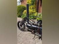 Motocykl parowy