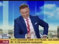 Rozmrażanie gospodarki według telewizji Polsat