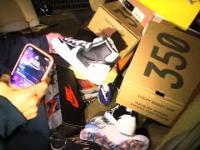 Złodziej ukradł z Sneakers Shopu buty o wartości ponad 100 tysięcy złotych!
