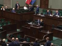 Awantura w Sejmie! Jarosław Kaczyński nazywa posłów opozycji hołotą