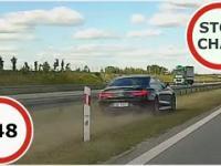 Stop Cham 448 - Niebezpieczne i chamskie sytuacje na drogach