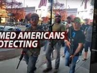 Jak ludzie w USA przygotowują się do obrony swoich miast i własności