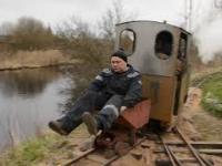 Rosyjska kolej wąskotorowa w wersji mini