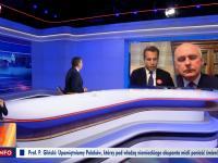 Redaktor Adamczyk wspina się na szczyty propagandy w TVP info