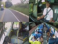 Szczęśliwy dzień pasażerów, że akurat jechali z takim kierowcą autobusu