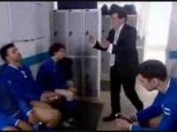 Typowa drużyna piłkarska z Anglii