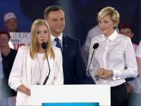 Kinga Duda ostro o Andrzeju Dudzie