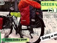 Wyprawa rowerowa Green Velo 1500 - Zimna Zośka WON