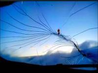 Pękanie szyby w kokpicie samolotu