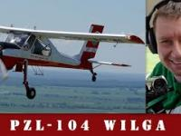 PZL-104 Wilga - nareszcie udało się nim polatać