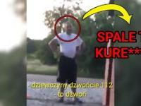 Wyznawca Dudy grozi spaleniem domu za baner Trzaskowskiego na ogrodzeniu